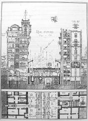 Eugene Henard. Las transformaciones de Paris. Principios del siglo XX
